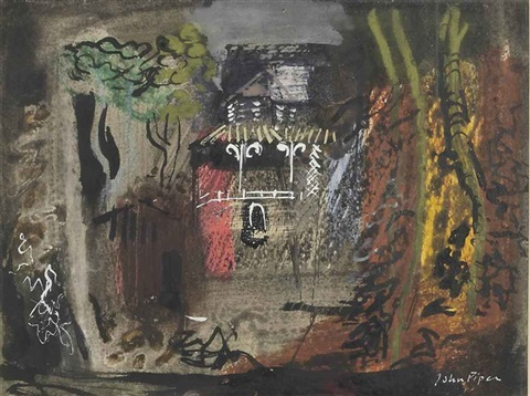 niton isle of wight by john piper