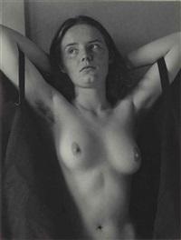 charis, 1935 by edward weston