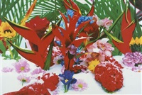 heliconia by marc quinn