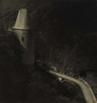 untitled (road to castle) by jaromir funke