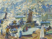 scavengers, st. ives by e.charlton fortune