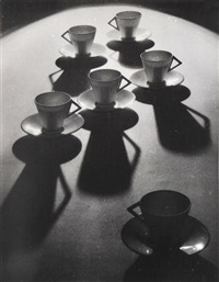 tea cup ballet by olive cotton