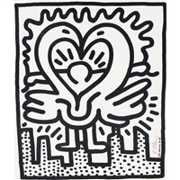 kutztown connection by keith haring