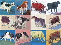 COWS AND BULLS, 2000