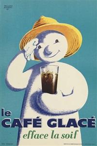 le café glacé by roland ansieau
