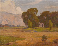 california landscape by dana bartlett
