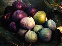 figues (from situation 00 dite noyau dur) by jean-luc moulène