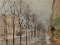 rue de paris by axel peter