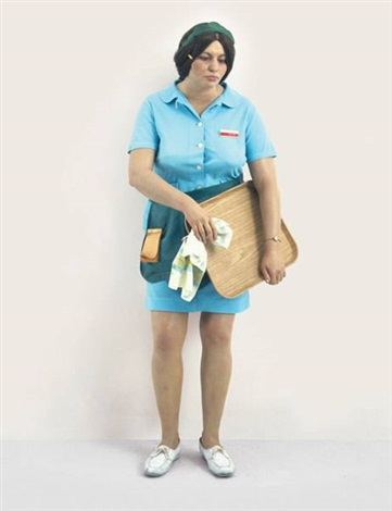 rita the waitress by duane hanson