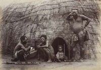 le transvaal, afrique australe (album of 45) by h. p. gros