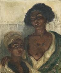 femme et enfant by shmidt