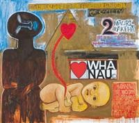 2/ bicultural (whanau series) by robyn kahukiwa