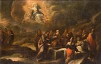 asunción de la virgen by francisco antolínez