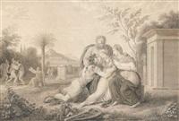 scène de l'histoire antique by pierre-etienne lesueur