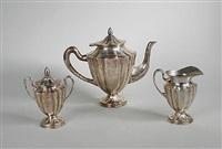 tea set (3 pieces) by maciel