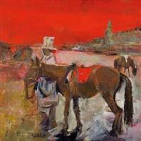 basutho rider by sidney goldblatt