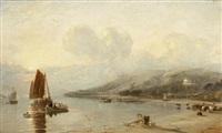 gareloch by david octavius hill