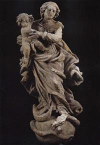 barocke mondsichelmadonna by austrian school-vienna (18)