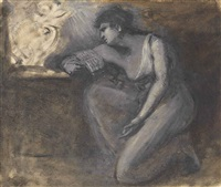 the prophetess cassandra by henry fuseli