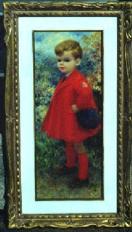 boy in red by harry myers