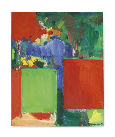 the source by hans hofmann