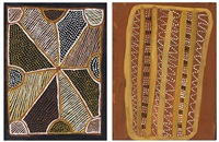 kulama and tunga (2 works) by jean baptist apuatimi
