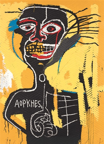無題aopkhes untitled aopkhes by jean michel basquiat