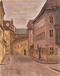alte schosserga(sse) by otto gussmann