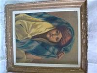 portrait orientaliste by anglada