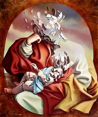 maternidad renacentista by vito campanella