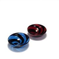 zwei schalen a spirale by fulvio bianconi
