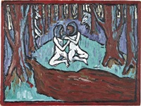 untitled by billy childish