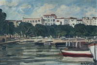 costa con puerto by alceu ribeiro