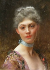 Gustave Jean Jacquet Auctions Results | artnet | Page 7