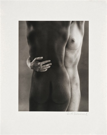 two forms by ruth bernhard