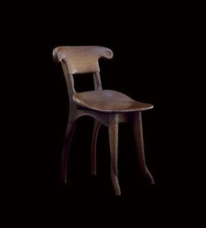 batllo单椅 by antoni gaudí