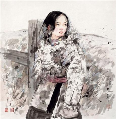 荒原风 wind in wildland by ai xuan