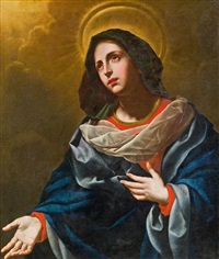 madonna by carlo dolci