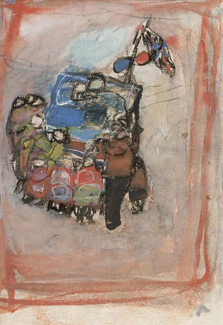 the pedlars stand by joan kathleen harding eardley