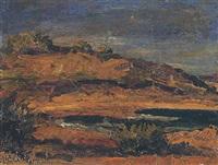 coastal landscape by nicolas lytras