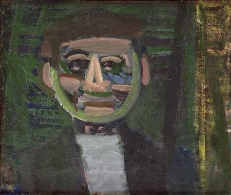 smiling man by artur nacht samborski
