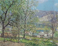 spring at point pleasant by edward willis redfield