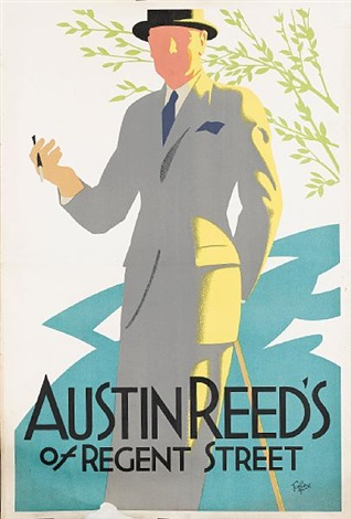 Austin Reeds Of Regent Street By Tom Purvis On Artnet