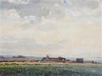 norfolk landscape by phillip j. smith