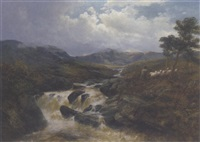 a mountain torrent by james docharty