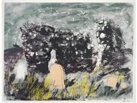 ruined chapel, isle of mull by john piper