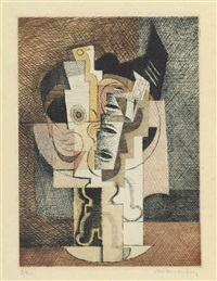 la table by louis marcoussis