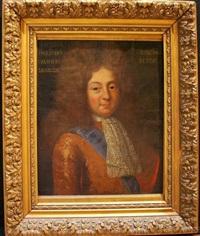 portrait du marquis de la vrillière by pierre mignard the younger