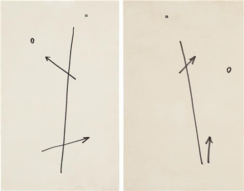 untitled 2 works by mira schendel
