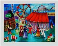 circus by shlomo alter